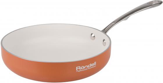 Сковорода Rondell Terrakotte RDA-537 24см кастрюля rondell rda 078 с кр 24см 5 1л delice
