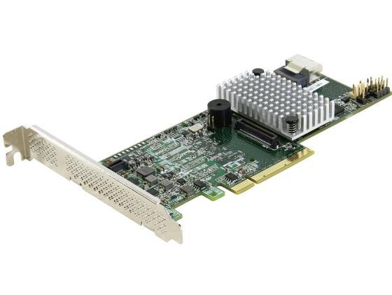 все цены на Контроллер LSI SAS 9271-4I SGL LSI00328