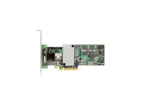 Контроллер LSI SAS 9260-4I SGL LSI00197 контроллер lsi sas 9271 4i sgl lsi00328