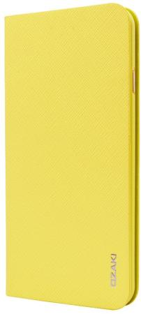 Чехол-книжка Ozaki O!coat 0.4+Folio для iPhone 6 Plus зеленый OC581WS ozaki oc112pr