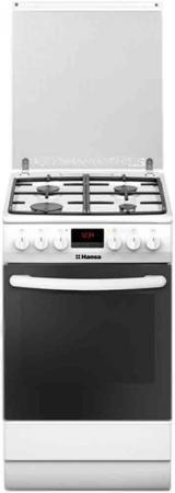 Комбинированная плита Hansa FCMW58240 белый