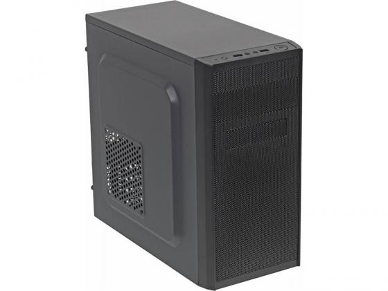 Корпус microATX Accord ACC A-08B Без БП чёрный корпус matx accord a 08b mini tower без бп черный
