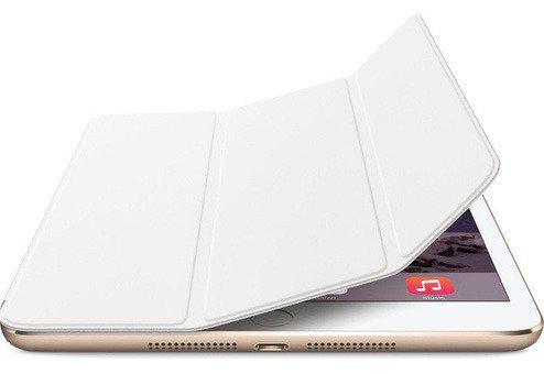 Чехол Apple Smart Cover для iPad mini белый MGNK2ZM/A