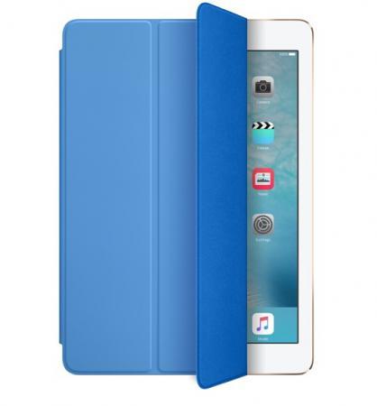все цены на  Чехол Apple Smart Cover для iPad Air голубой MGTQ2ZM/A  онлайн