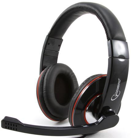 Гарнитура Gembird MHS-780B черный все цены