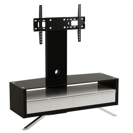 """Подставка ARM Media TRITON-30 черный 37-70"""" напольная фиксированная до 50кг triton ника 120 напольная с 4 ящиками вишня"""