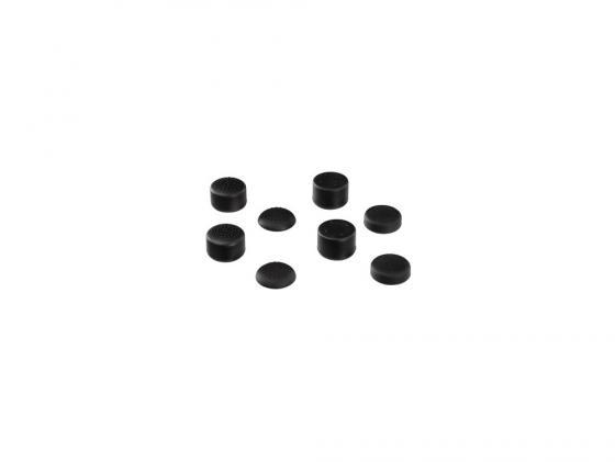 Накладки для кнопок Hama H-115406 для PSP4 черный кронштейн для мониторов жк hama h 95831 черный 26