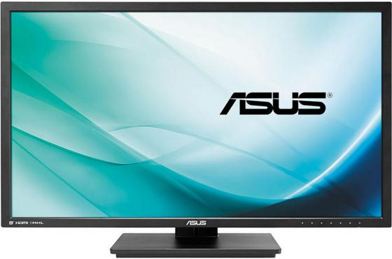 Монитор 28 ASUS PB287Q черный TFT-TN 3840x2160 300 cd/m^2 1 ms HDMI DisplayPort Аудио 90LM00R0-B02170