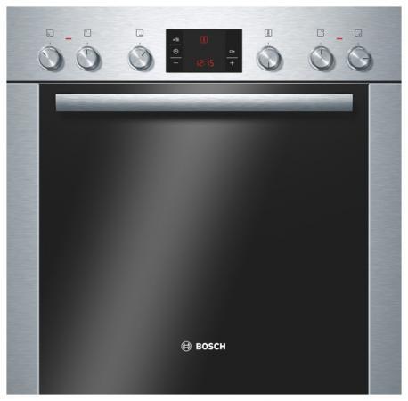 Электрический шкаф Bosch HEA23B250 серебристый