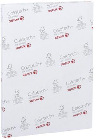 Бумага Xerox Colotech Plus Silk Coated A4 170г/м2 400л полуглянцевая 003R90361 colotech plus silk coated a3 003r90365
