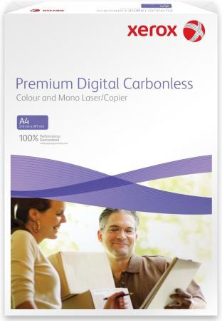 Бумага Xerox Premium Digital Carbonless A4 80г/м2 501л самокопирующаяся белый жёлтый розовый 003R99108 конверт 201060 cd 125x125мм без окна белый клеевой слой 80г м2 pack 1000pcs