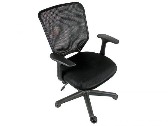 Кресло College H-8828F ткань офисное крестовина и подлокотники пластик черный кресло college h 8078f 5 ткань офисное крестовина хромированный металл подлокотники пластик коричневый