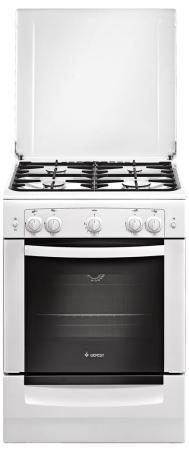 Газовая плита Gefest ПГ 6100-01 белый белый