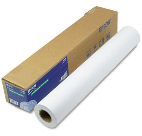 Бумага Epson Enchanced Matter Paper 44x30.5м 192г/м2 для SP7600/9600/10600 C13S041597 бумага epson enchanced matter paper a2 192г м2 c13s042095
