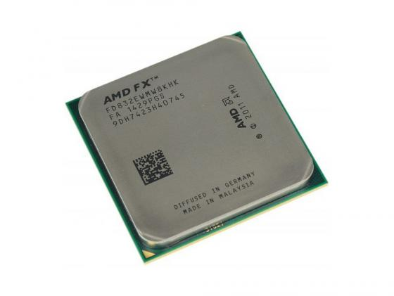 Процессор AMD FX-8320E 3.2GHz 8Mb FD832EWMW8KHK Socket AM3+ OEM процессор amd a8 7500 3 0ghz 2mb ad7500ybi44ja socket fm2 oem
