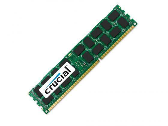 Оперативная память 8Gb PC4-17000 2133MHz DDR4 DIMM Crucial CT8G4RFD8213 ECC RTL Reg 1.2V оперативная память 16gb pc4 17000 2133mhz ddr4 dimm ecc samsung original m393a2g40eb1 cpb0q