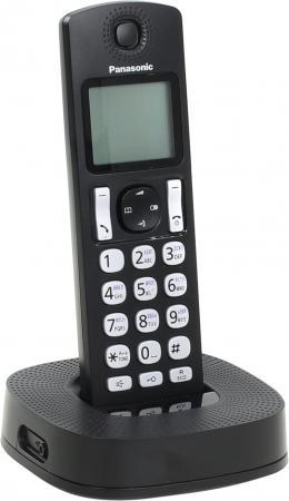 Фото Радиотелефон DECT Panasonic KX-TGC310RU1 черный радиотелефон dect panasonic kx tgj320rub черный