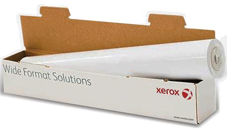 Бумага Xerox XES Paper A0 841ммх80м 75г/м2 рулон инженерная бумага 003R94588 бумага xerox xes a3 297мм х 175м 75г м2 рулон инженерная бумага 003r93236