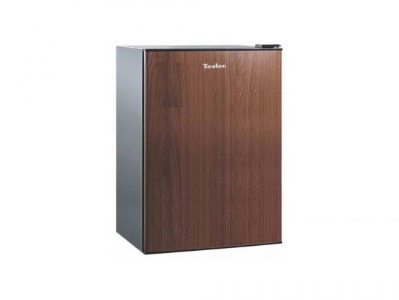 Холодильник TESLER RC-73 WOOD коричневый