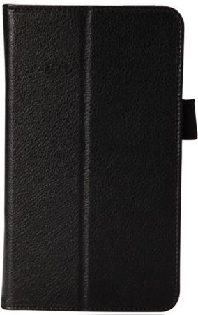 Чехол IT BAGGAGE для планшета Huawei Media Pad X1 7 искуственная кожа черный ITHX1702-1 чехол it baggage для планшета asus memo pad 7 me176 искус кожа с функцией стенд черный itasme1762 1