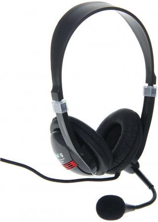 Гарнитура Dialog M-560HV черный 2 5