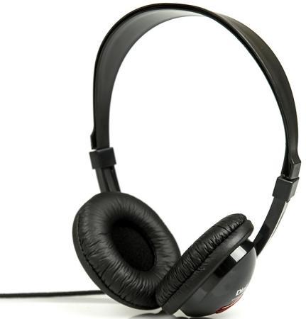 Наушники Dialog M-561HV черный динамик широкополосный fostex fe108ez 1 шт