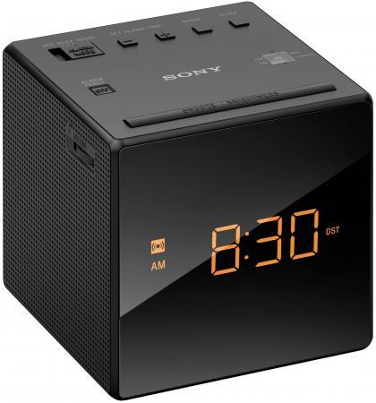 цена на Часы с радиоприемником Sony ICF-C1 черный