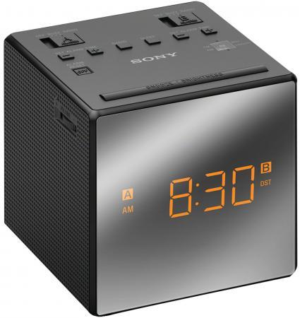 цена на Часы с радиоприемником Sony ICF-C1T черный