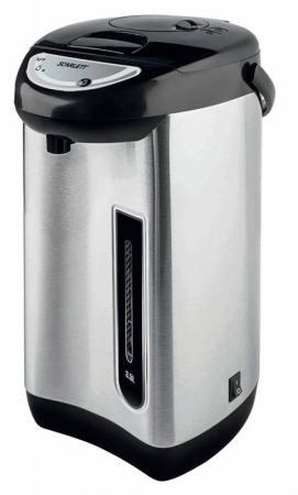 Термопот Scarlett SC-ET10D01 750 Вт 3.5 л нержавеющая сталь чёрный от Just.ru