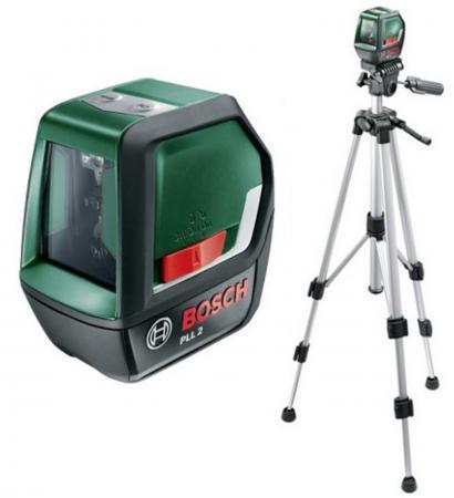 Купить со скидкой Лазерный нивелир Bosch PLL 2