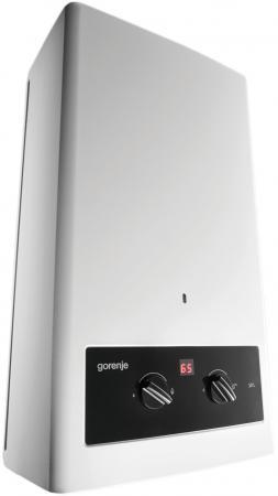 Водонагреватель проточный Gorenje GWH-10 NNBWC бело-черный