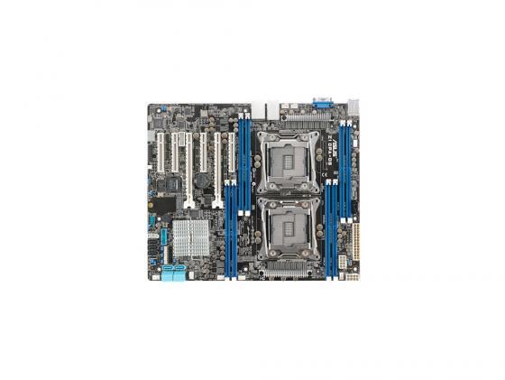 Материнская плата ASUS Z10PA-D8 Socket 2011-3 C612 8xDDR4 2xPCI-E 16x 4xPCI-E 8x 10xSATAIII ATX Retail