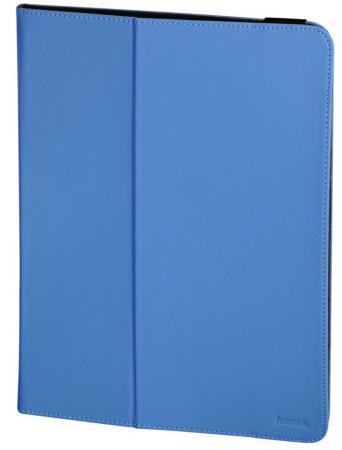 Чехол HAMA универсальный для планшетов с экраном 10 синий 00135505 чехол hama piscine универсальный для планшетов с экраном 10 1 полиуретан красный 00173551