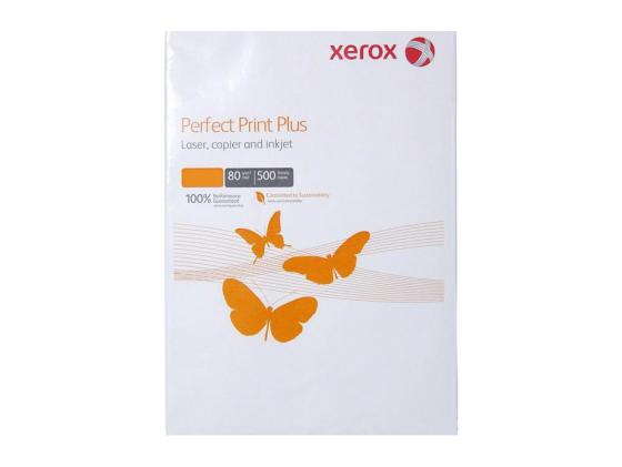 Бумага Xerox Perfect Print Plus A4 80г/м2 500 листов 003R97759 бумага туринск a4 80г м2 200 листов