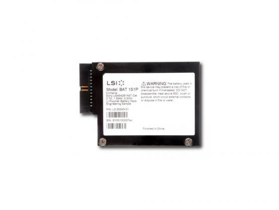 Аккумулятор LSI LSIiBBU09 kit для контроллеров серии SAS9265 SAS9266 SAS9270 SAS9271 SAS9285 SAS9286 LSI00279 адаптер lsi oce14102 nx