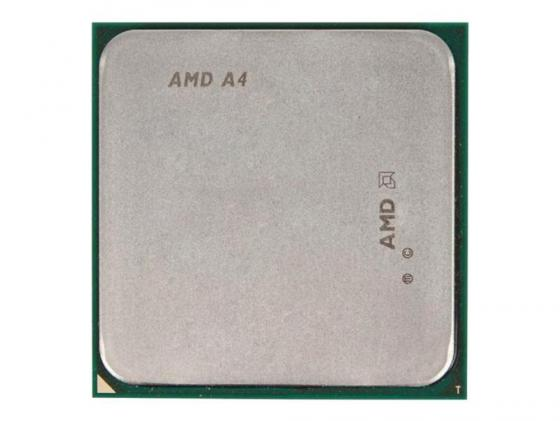 Процессор AMD A4 7300 AD7300OKHLBOX Socket FM2 BOX процессор amd a4 5300 ad5300oka23hj socket fm2 oem
