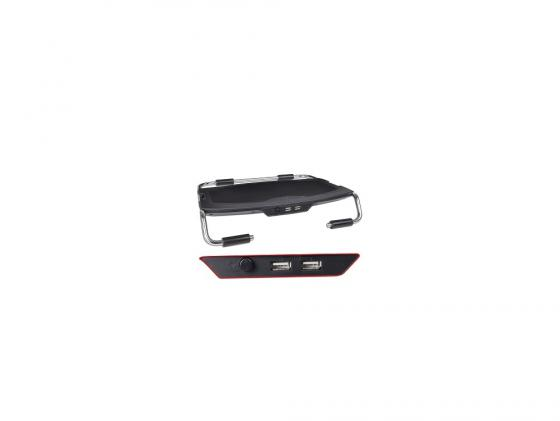 "все цены на Подставка для ноутбука 15.6"" Deepcool N2000 IV 340x311x57mm 2xUSB 1000g 25.1dB черный"