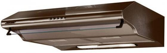 Вытяжка подвесная Jetair SUNNY/50 1M BR коричневый вытяжка jet air sunny 50 1m wh al