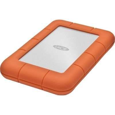 цена на Внешний жесткий диск 2.5 USB3.0 2Tb Lacie Rugged Mini 9000298 оранжевый