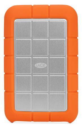 цена на Внешний жесткий диск 2.5 USB3.0 2Tb Lacie Rugged Triple USB 3.0 9000448 оранжевый