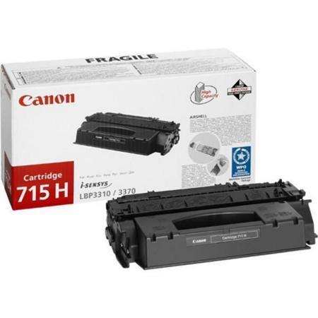 Картридж Cactus CS-C715H для Canon LBP 3310 i-Sensys 3370 i-Sensys черный 7000стр