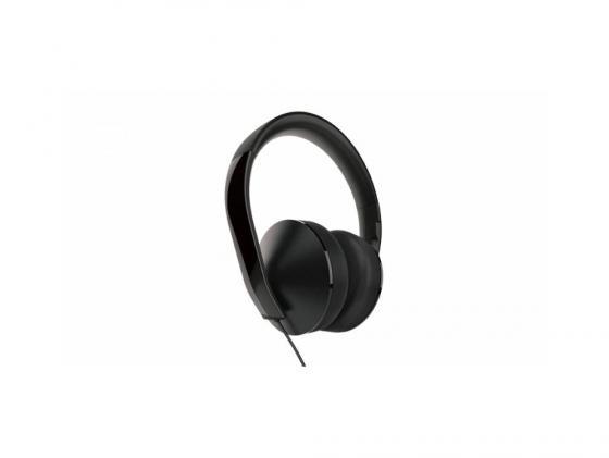 Проводная гарнитура Microsoft для XBOX One Stereo Headset S4V-00013