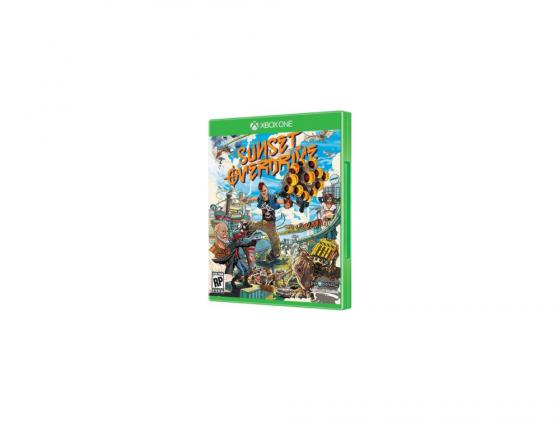 Игра для Xbox One Microsoft Sunset Overdrive 16+ 3QT-00028 компьютерная игра microsoft one project spark 4ts 00029
