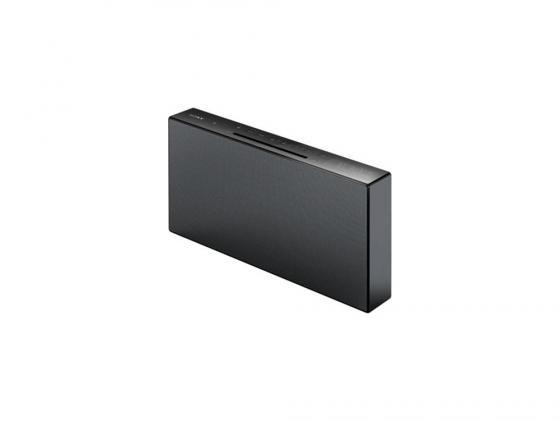 Микросистема Sony CMT-X3CD/BC черный микросистема rolsen rmd 500 черный