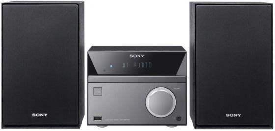 Микросистема Sony CMT-SBT40D черный