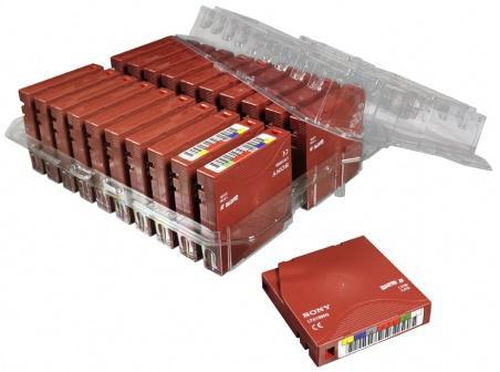 Ленточный накопитель Sony 20LTX1500GLP 3.0Tb / 1.5Tb native 20 шт цены онлайн