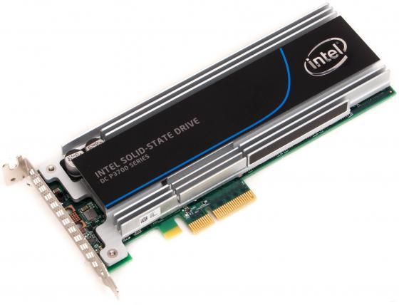 Твердотельный накопитель SSD PCI-E 800Gb Intel P3700 Read 2800Mb/s Write 1900Mb/s SSDPEDMD800G401 933089 partaker 1u firewall server security firewall d525 with intel pci e 1000m 4 82583v 2gb ram 32gb ssd pfsense router