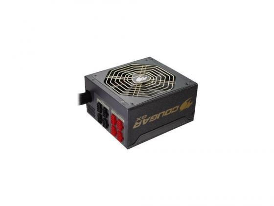 Блок питания ATX 800 Вт Cougar GX800 v3 цена и фото