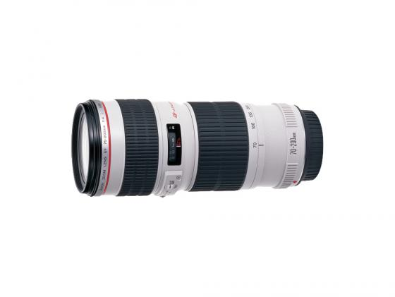 Объектив Canon EF 70-200mm 4.0L USM 2578A009 объектив canon ef 24mm f 2 8 is usm черный
