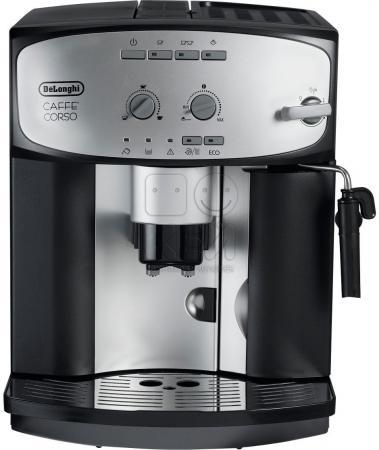 Кофемашина DeLonghi ESAM2800.SB 1450 Вт черный серебристый delonghi esam 04 320 s